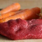 Dělená strava: Tabulka potravin